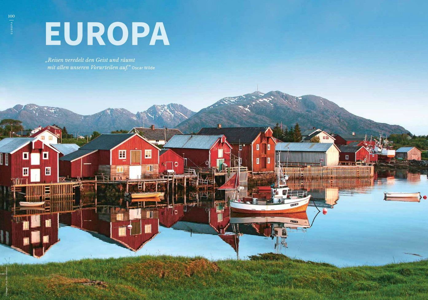 Europa mit Hurtigruten