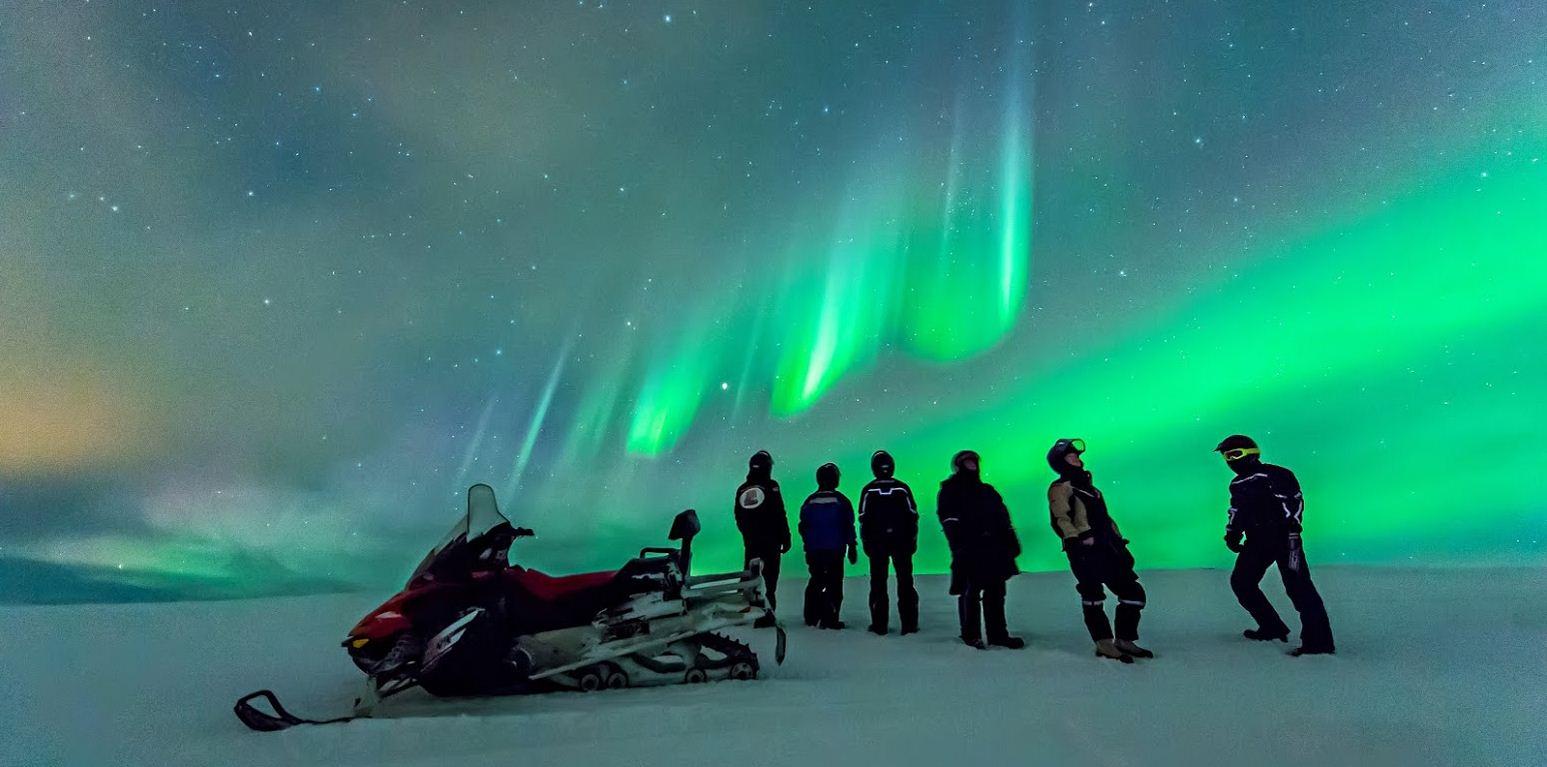 Naturreisen-Skandinavien
