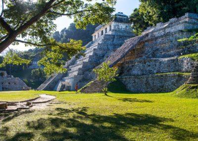 Chamäleon: Mexiko – 16 Tage Wunderwelten-Reise Palenque, ab € 3.799,-