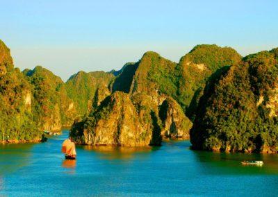 Chamäleon: Vietnam – 15 Tage Wunderwelten-Reise Halong, ab € 2.599,-