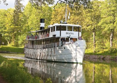 Lernidee: Der Göta-Kanal, 12-tägige Erlebnisreise ab € 4.370,-