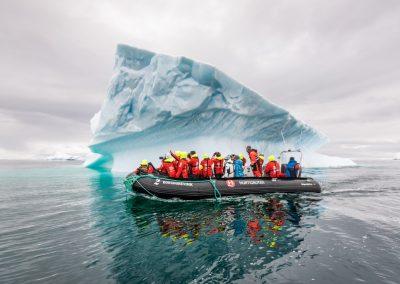 Gruppenreise: Abenteuer Antarktis – Höhepunkte des eisigen Kontinents, ab € 8.729,-