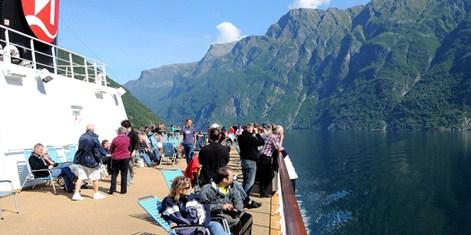 Hurtigruten: Auf Nordkurs über den Polarkreis, Seereise 7 Tage ab € 1081,-