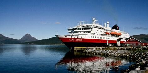 Hurtigruten: Die Vielfalt Norwegens, Seereise 11 Tage ab € 1.589,-