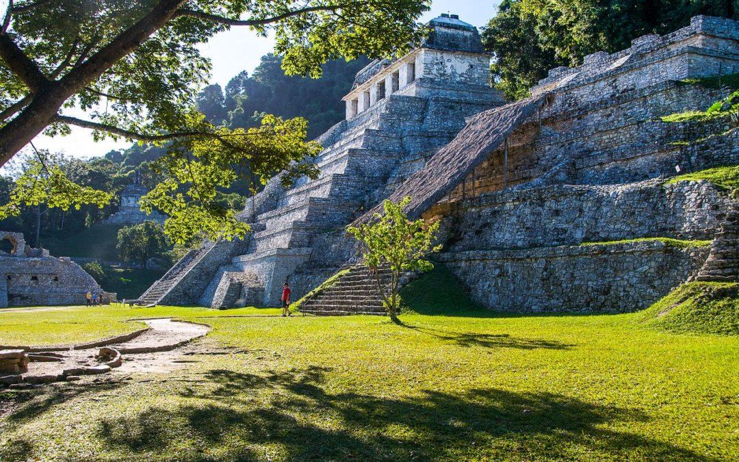 Chamäleon: Mexiko – 16 Tage Wunderwelten-Reise Palenque, ab € 2.799,-