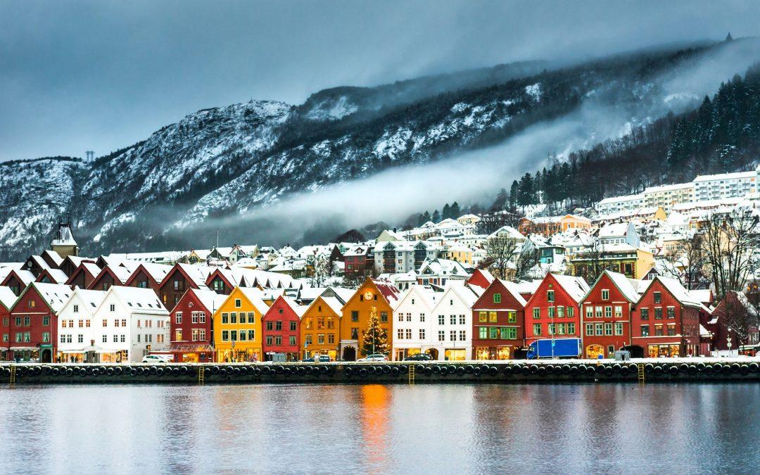 Die klassische Postschiffroute: Bergen-Kirkenes-Bergen 12 Tage ab € 1.589,-