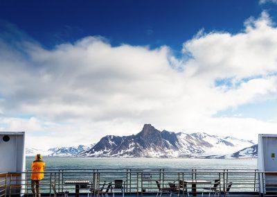 Spitzbergen Explorer – 12 / 14 Tage ab € 7.845,-