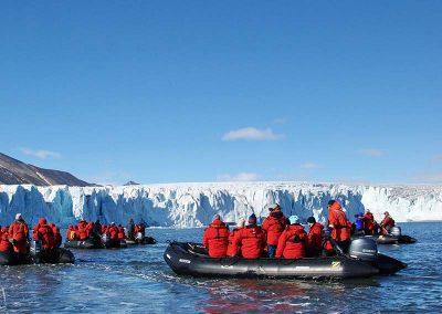 Höhepunkte Spitzbergens – 9, 11 oder 12 Tage ab € 5.490,-