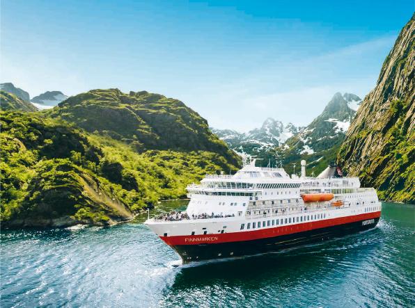 Seereise Bergen-Kirkenes-Trondheim – 11 Tage ab € 1.999,-